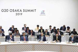 Thủ tướng tham dự Hội nghị G20, tiếp nhiều nhà đầu tư Nhật Bản