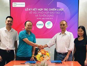 Chuẩn bị nguồn lực cho 'Make in Vietnam', FUNiX bắt tay 100 doanh nghiệp IT phát triển nhân lực CNTT
