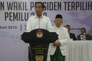 Indonesia chính thức tuyên bố kết quả bầu cử tổng thống