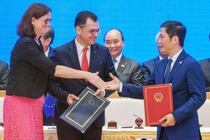 Sau EVFTA, 'công ty Mỹ, châu Á sẽ tới VN để xuất khẩu sang EU thuế 0%'