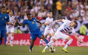 Curacao dừng bước đáng tiếc ở tứ kết Cúp Vàng CONCACAF