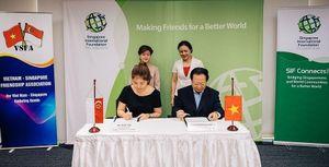 Quỹ Quốc tế Singapore tiếp tục đẩy mạnh các dự án tại Việt Nam