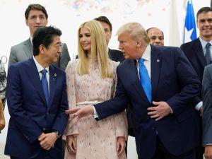 Ivanka Trump: Cố vấn, con gái Tổng thống và giờ là...nhà ngoại giao?!