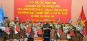 VIệt Nam tham gia hoạt động gìn giữ hòa bình để nâng tầm vị thế quốc gia