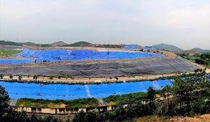 Khẩn trương chi trả tiền đền bù, hỗ trợ người dân xung quanh khu xử lý rác Nam Sơn