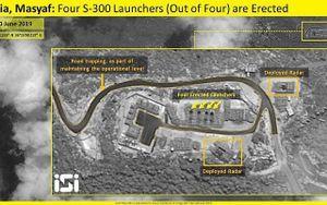 Toàn bộ hệ thống S-300 của Nga đã trực chiến, Israel vẫn 'thản nhiên' không kích Syria