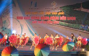 Liên hoan Âm nhạc toàn quốc khu vực Đồng bằng sông Cửu Long 2019