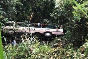 Danh tính các nạn nhân vụ xe khách lao xuống vực ở Quảng Ninh