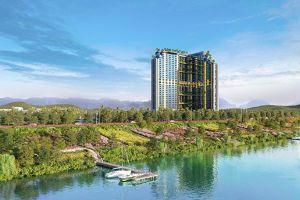 Căn hộ nghỉ dưỡng chăm sóc sức khỏe gần Hà Nội hút vốn đầu tư