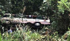 Danh sách 21 nạn nhân vụ xe du lịch lao xuống vực ở Quảng Ninh
