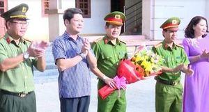 Khen thưởng Công an TP Đông Hà
