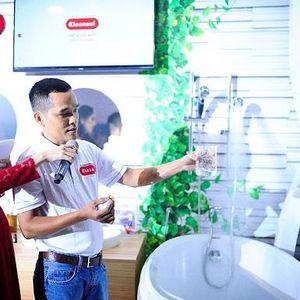 Máy lọc nước sạch hàng đầu đến từ Nhật Bản chính thức ra mắt Việt Nam