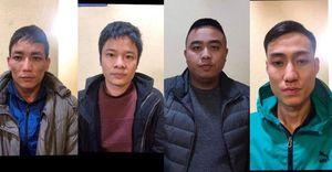 Hà Nội: Đề nghị truy tố 'ổ nhóm' dùng tiền giả mua điện thoại, cướp tài sản