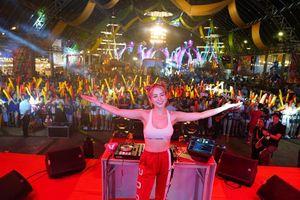 Đêm nhạc hoành tráng nhất hè cho giới trẻ tại lễ hội Phố Hàng Nóng Đà Nẵng
