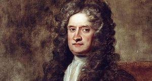 Bộ sách toán học của Newton ra đời