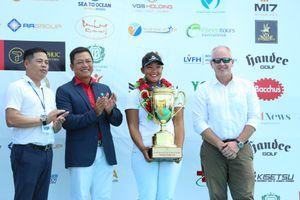 Nguyễn Thảo My lần thứ 3 giành chức vô địch Giải golf nữ quốc gia