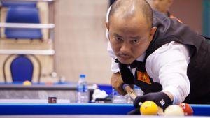 Cơ thủ Trung Hậu vào vòng knock-out World Cup Billiards săn giải thưởng 420 triệu đồng