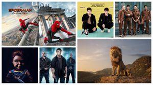 Top phim chiếu rạp hấp dẫn tháng 7/2019