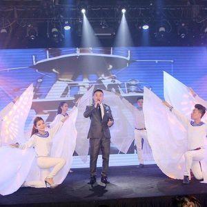 Ngôi vị Á Quân 'Ngôi sao tiếng hát Đại dương' gọi tên Phan Anh Chiến