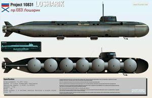 Tiết lộ nhiều chi tiết về con tàu ngầm bí ẩn của Nga vừa bị cháy