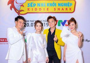 Lộ diện dàn cố vấn và host cực chất của 'Sếp nhí khởi nghiệp - Kiddie Shark'