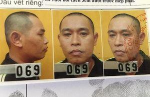 Bị can Nguyễn Văn Nưng sa lưới sau 10 ngày trốn trại