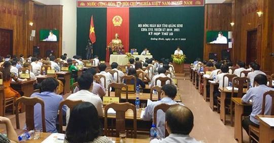 Quảng Bình: 'Nóng' vì bong bóng đất thương mại và phá rừng tại kỳ họp HĐND tỉnh