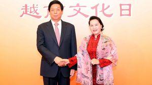 Phát triển quan hệ đối tác hợp tác chiến lược toàn diện Việt Nam - Trung Quốc