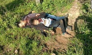 Rúng động cha con di cư bị sát hại bên vệ đường ở Mexico