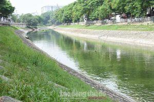 Sông Tô Lịch đang 'hồi sinh'