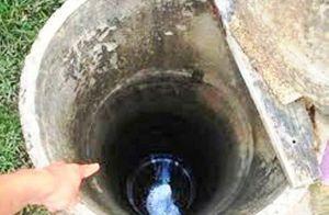 Phát hiện bé trai 7 tuổi tử vong dưới giếng sâu