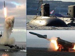 Triển lãm Hải quân quốc tế tại Nga thu hút hàng chục quốc gia