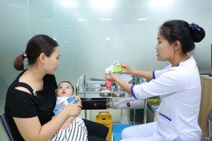 Khai trương trung tâm tiêm chủng vắcxin hàng đầu miền Bắc