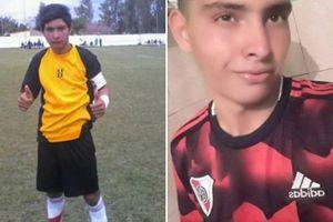 Thủ môn 17 tuổi đột tử sau pha cản phá phạt đền