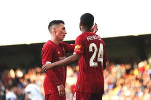 Tranmere Rovers 0-6 Liverpool: Sao trẻ tỏa sáng, Liverpool thắng tưng bừng