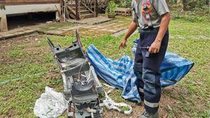 Thái Lan: Rơi máy bay quân sự, phi công thiệt mạng