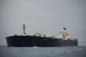 Anh trả tự do toàn bộ thủy thủ đoàn tàu chở dầu Iran bị bắt