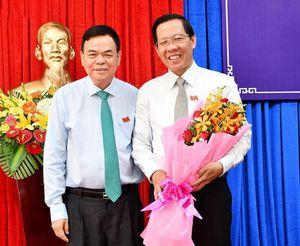 Ông Phan Văn Mãi được bầu giữ chức Bí thư Tỉnh ủy Bến Tre