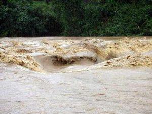 Tìm thấy thi thể người dân bị lũ cuốn trôi tại xã Dìn Chin, Lào Cai