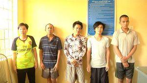 Đồng Nai: Bắt 3 anh em ruột trong băng cướp