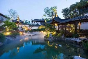 Mê mẩn loạt biệt phủ Trung Hoa đẹp tựa chốn bồng lai