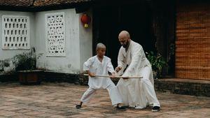 Võ sư Flores tham gia vào phim cổ trang huyền huyễn Việt Nam