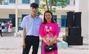 Nam sinh được điểm 10 duy nhất ở Quảng Nam ước mơ làm luật sư