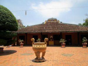 Kiến trúc chùa Việt Nam Bộ tại thành phố Hồ Chí Minh