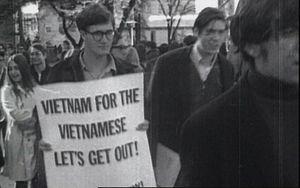 Những tiếng nói phản chiến thúc đẩy quan hệ đặc biệt Việt Nam-Hoa Kỳ