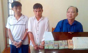 Bắt 3 đối tượng vận chuyển heroin từ Thanh Hóa ra Hà Nội tiêu thụ