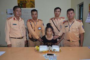 Bắt một đối tượng thu hơn 2 kg ma túy tổng hợp ở Điện Biên