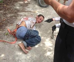 Thực hư thông tin tài xế taxi bị cứa cổ cướp xe ở Nam Định