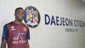 Tân binh Brazil bị phát hiện mắc AIDS, CLB Hàn Quốc tức khắc hủy hợp đồng