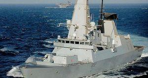 Vịnh Ba Tư 'nóng sốt' khi khu trục hạm cực mạnh của NATO xuất trận
